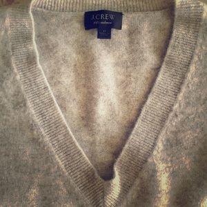 Jcrew boyfriend sweater